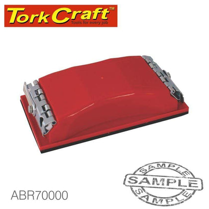 Tork Craft Sanding Block 165 X 85 For Hand Use Red Snatcher Online Shopping South Africa