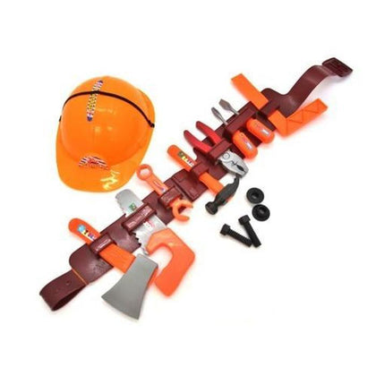 Toy Tool Belt With Hard Hat Snatcher Online Shopping South Africa