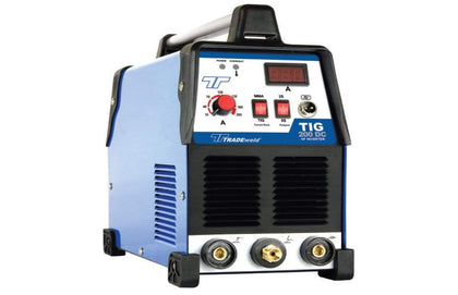 Tradeweld - TIG 200A HF DC - 220 V Inverter Welder Snatcher Online Shopping South Africa