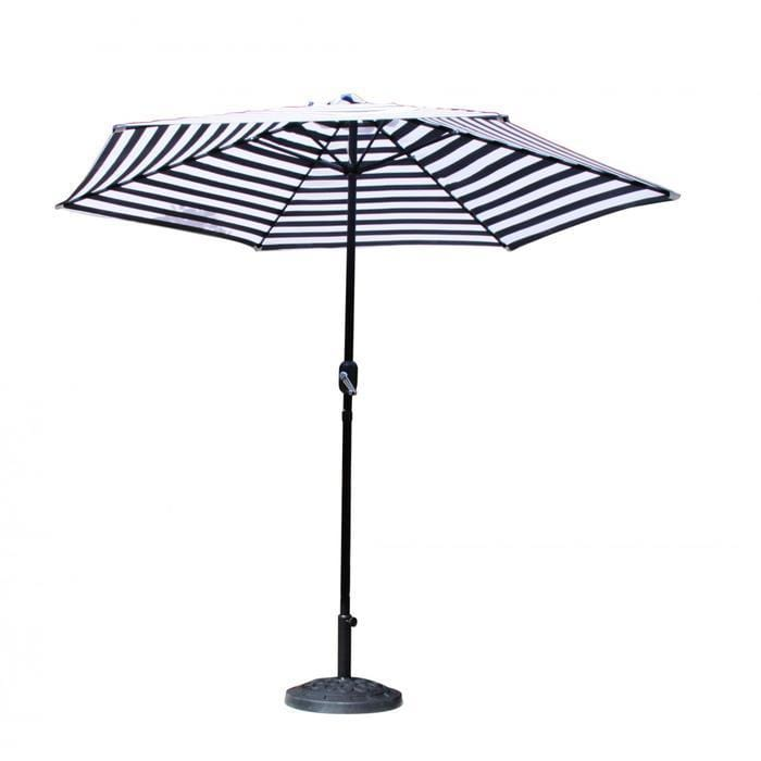 Umbrella - Vogue Patio Striped Snatcher Online Shopping South Africa