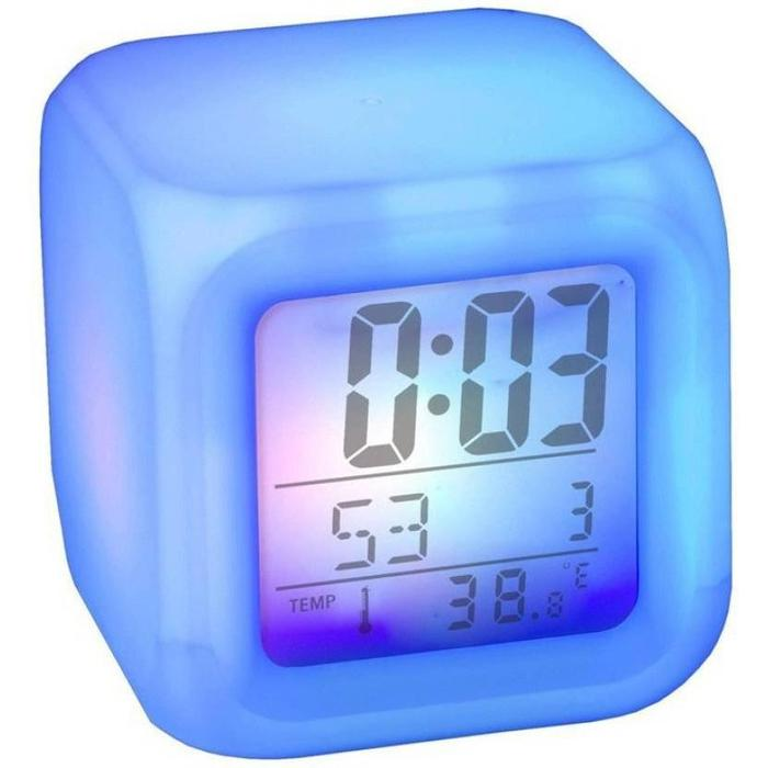 Unicorn Color Change Digital Alarm Clock Snatcher Online Shopping South Africa