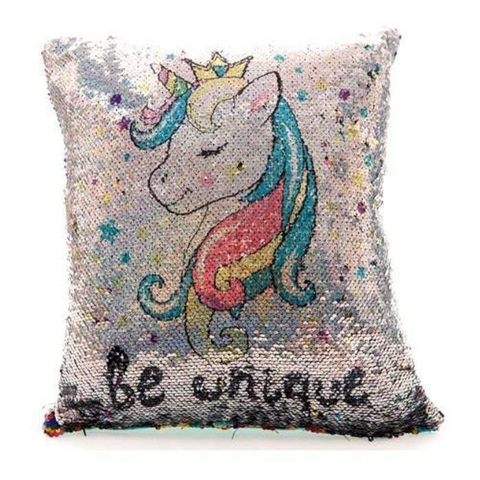 Unicorn Reversible Sequin Cushions Be Unique Unicorn Snatcher Online Shopping South Africa