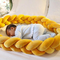 Velvet Braided Cot Bumper Snatcher Online Shopping South Africa