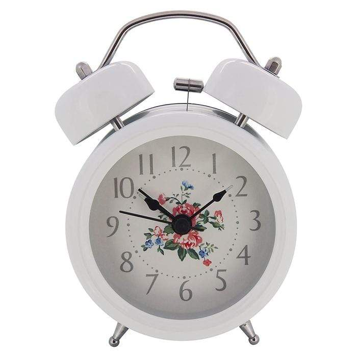 Vintage Floral Alarm Clock Snatcher Online Shopping South Africa