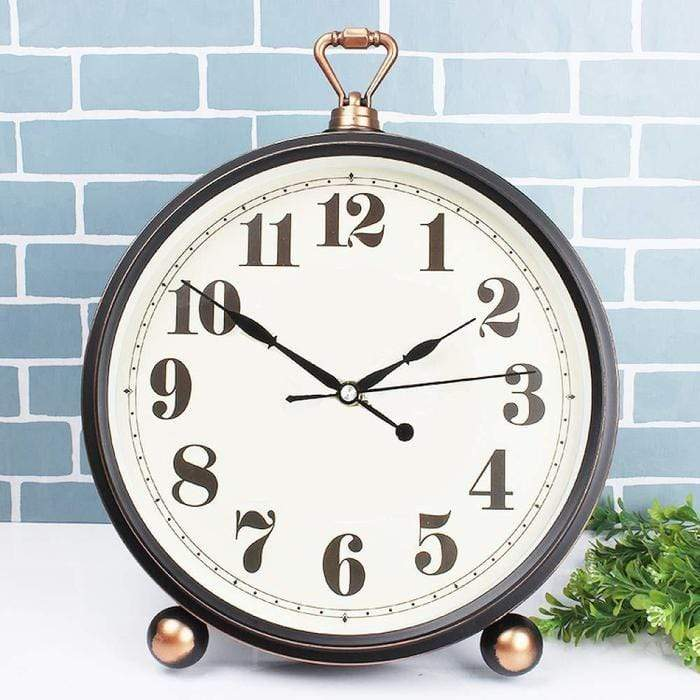Vintage Styled Alarm Clock Modern Numbers Snatcher Online Shopping South Africa