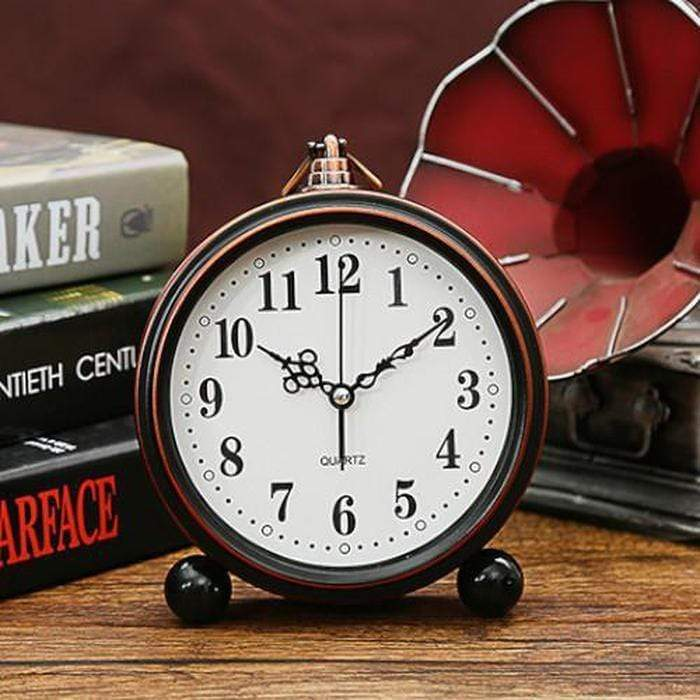 Vintage Styled Alarm Clock Snatcher Online Shopping South Africa