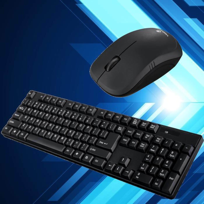 Volkano Mineral Series Wireless Keyboard and Mouse Combo Kit Snatcher Online Shopping South Africa
