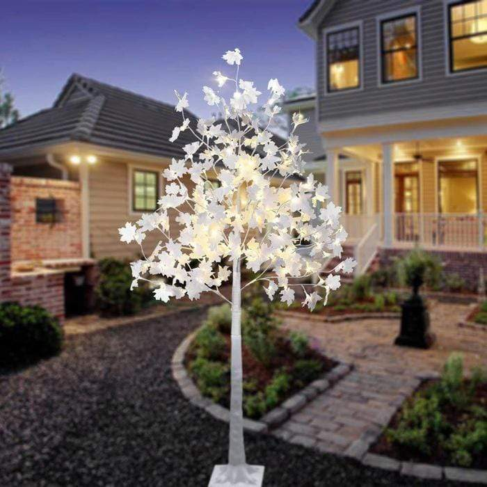 White LED Tree 1.5m / Multi-colored Snatcher Online Shopping South Africa