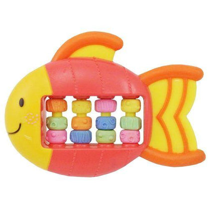 Whizzy Rattle Teether - Roller Fish Snatcher Online Shopping South Africa