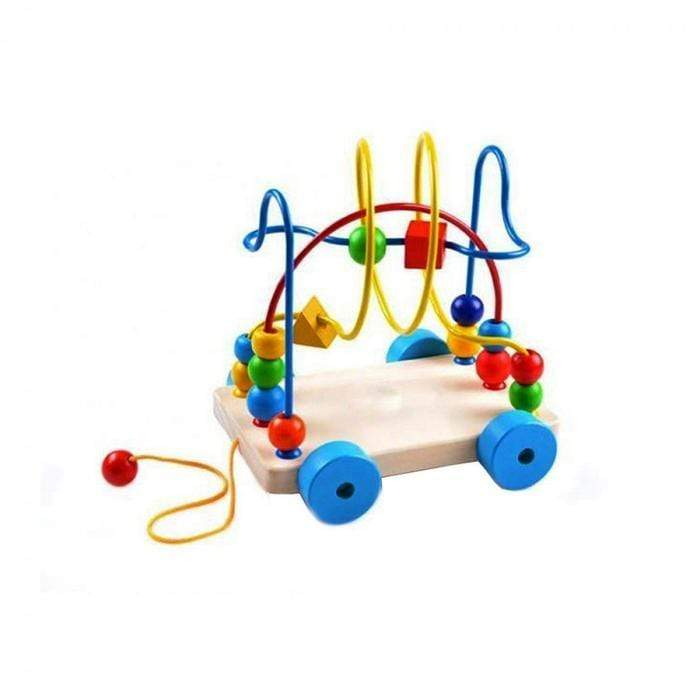 Wooden Toy - Bead Runner Car Snatcher Online Shopping South Africa
