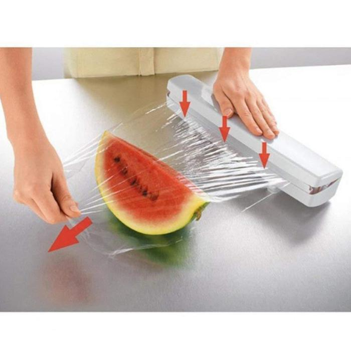 Wraptastic Food Wrap Dispenser Snatcher Online Shopping South Africa
