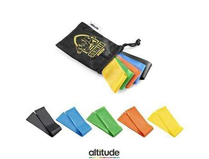 Yield Resistance Bands Black Snatcher Online Shopping South Africa