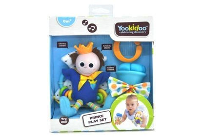 Yookidoo- Royal Rattle Prince Snatcher Online Shopping South Africa