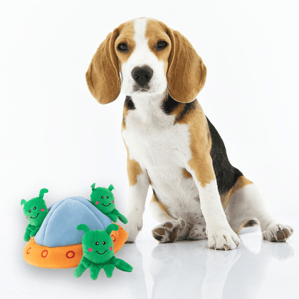 Zippy Paws- Aliens in UFO Burrow Snatcher Online Shopping South Africa
