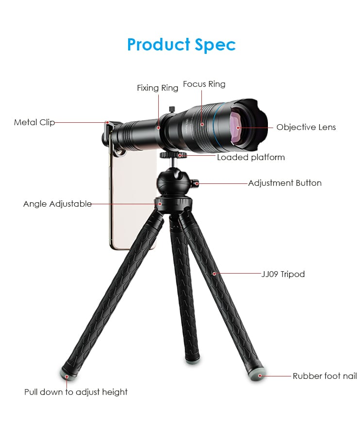 Mobile Stable Telescope