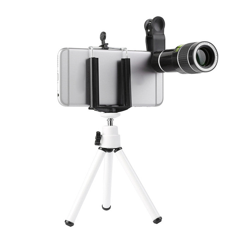 Mobile Telescope For Photo Taking