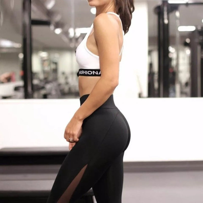 Ladies Fashion Gym Leggings