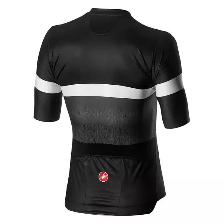 Men Cycling Jersey Black