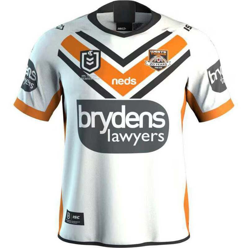 Men West Tiger Rugby Jersey