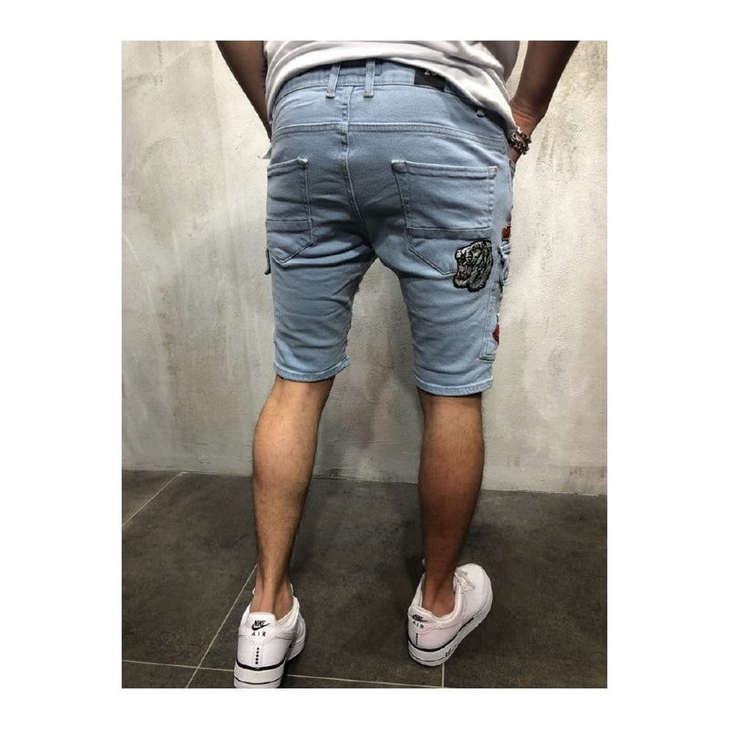 Men Shorts Side Pockets