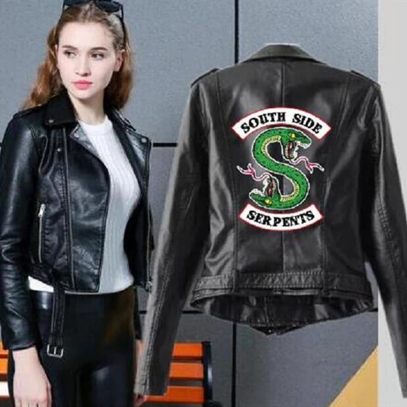 Women Green S Jacket