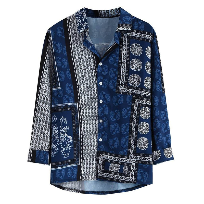 Men Ethnic Shirt