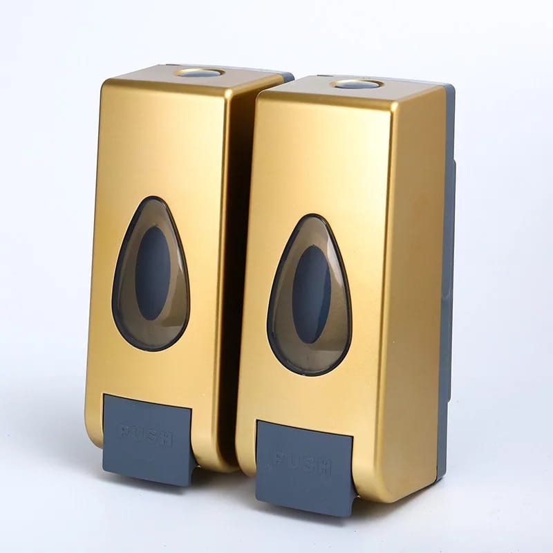 Gold Luxury Soap Dispenser