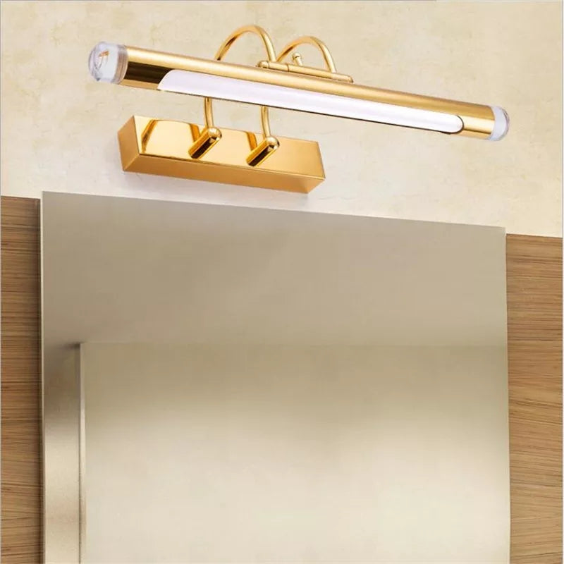 Gold Modern Wall Light