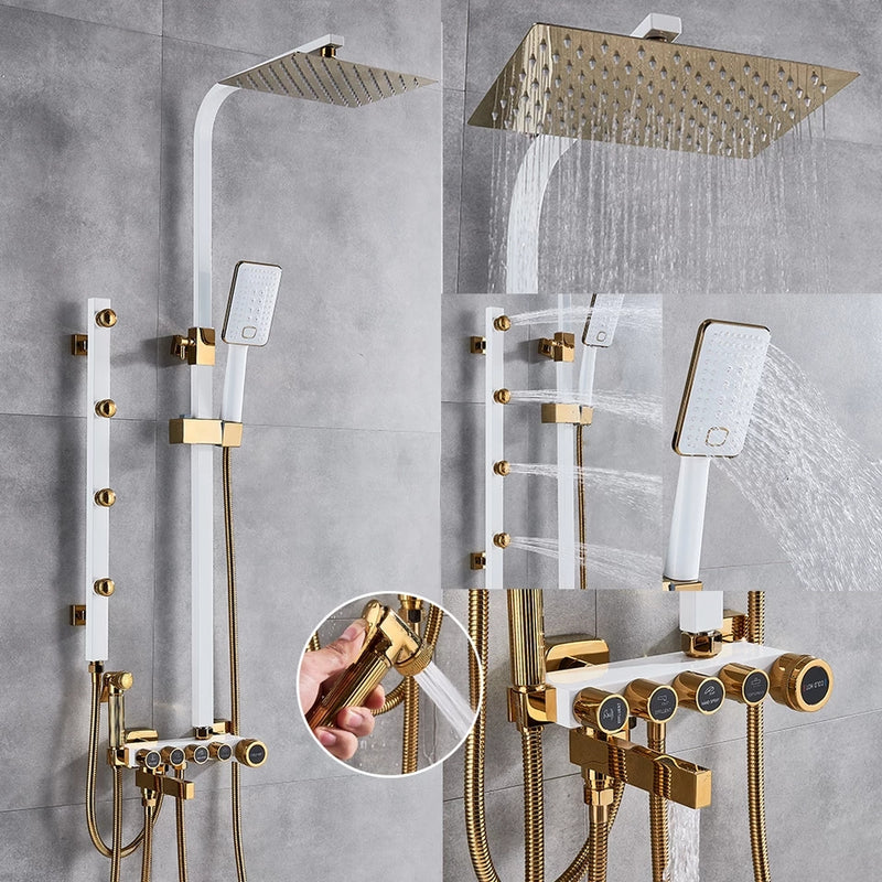 Multifunctional Rain Shower