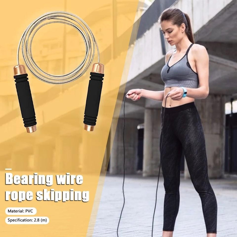 Bearing Wire Skipping Rope