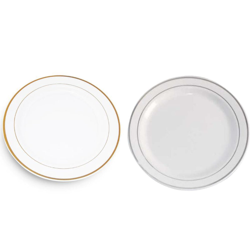 Shiny Lining Plate