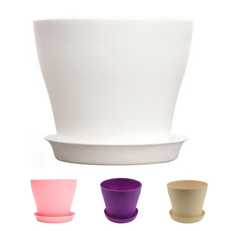 Plain Flower Pot