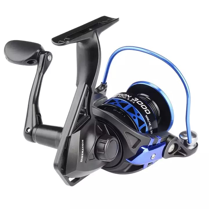 Black and Blue 9+1 Fishing Reel