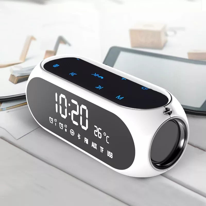 Modern LED Alarm Clock