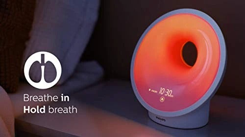 Sleep and Wake Up Therapy Lamp