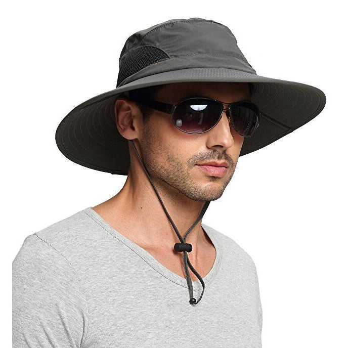Outdoor Wide Cap Fishing Hiking