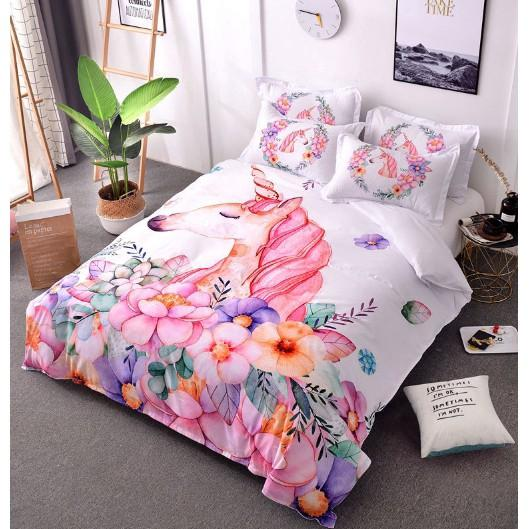 Unicorn Bedsheet Set