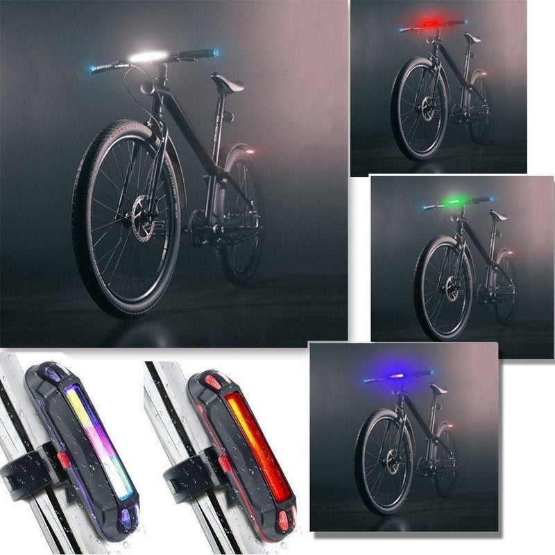 Bicycle Light with Modes