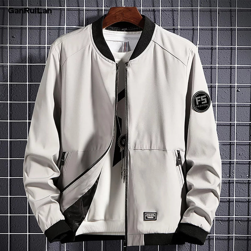 Men F5 Bomber Jacket