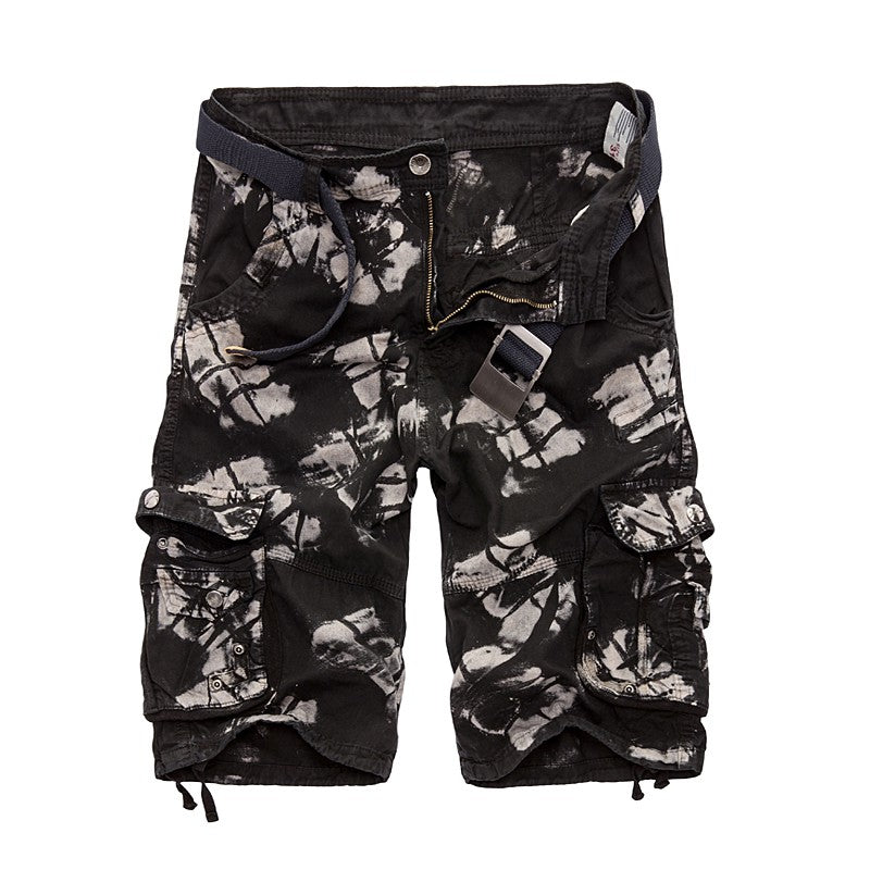 Men Pattern Bermudas