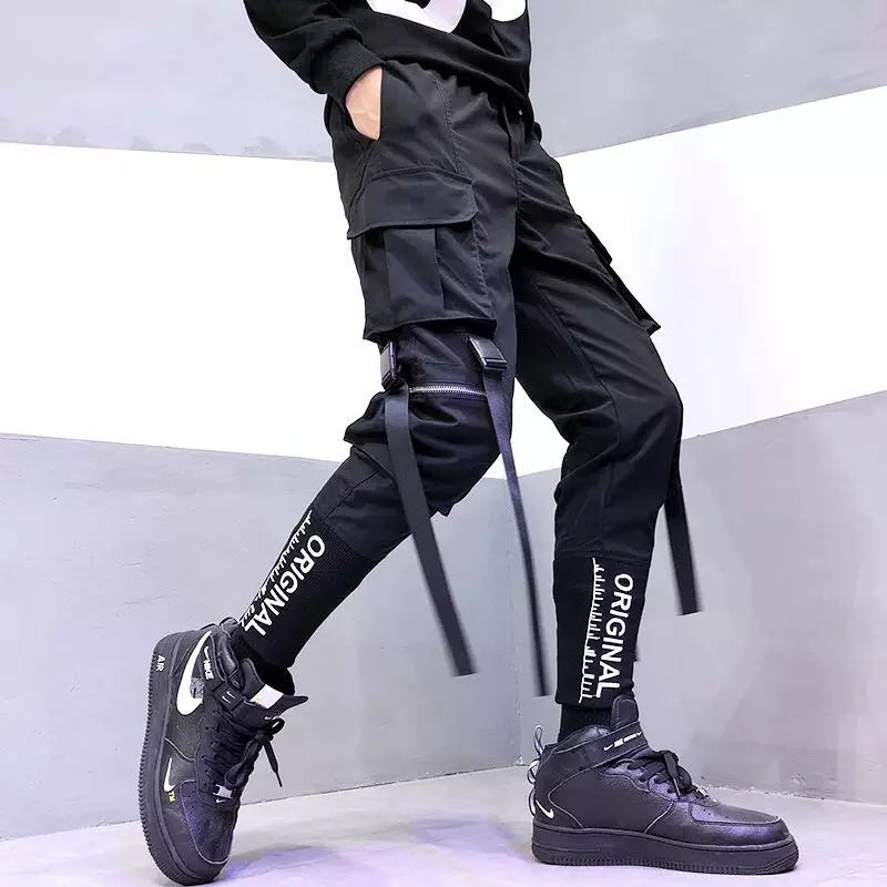Men Original Wording Pants
