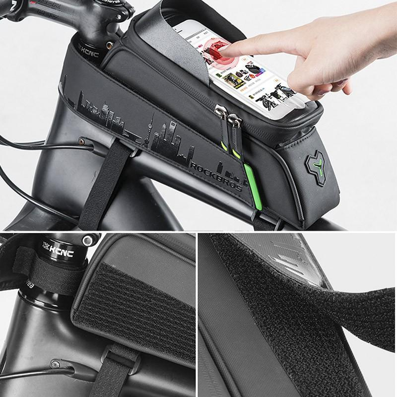 Cycling Bag-With Headphone Hole