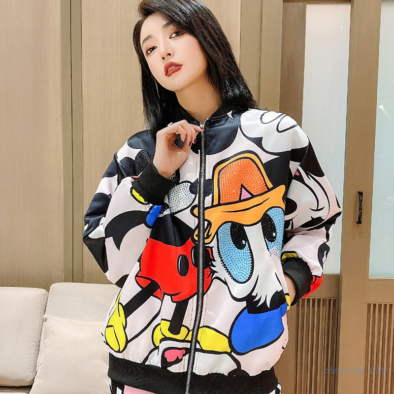 Women Disney Jacket