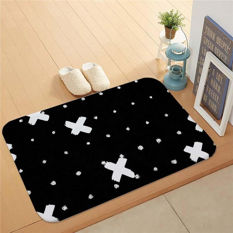 X Design Floor Mat