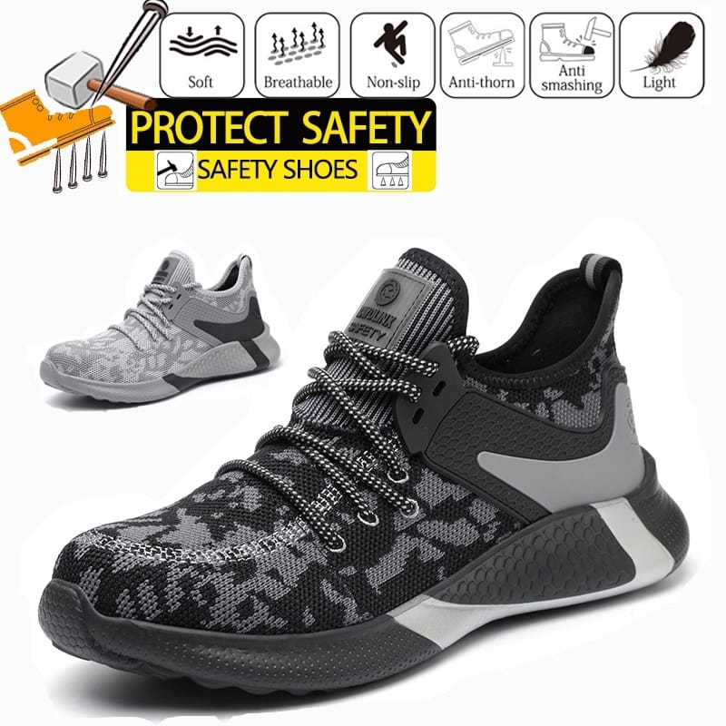 Safety Boots 2020 Camo