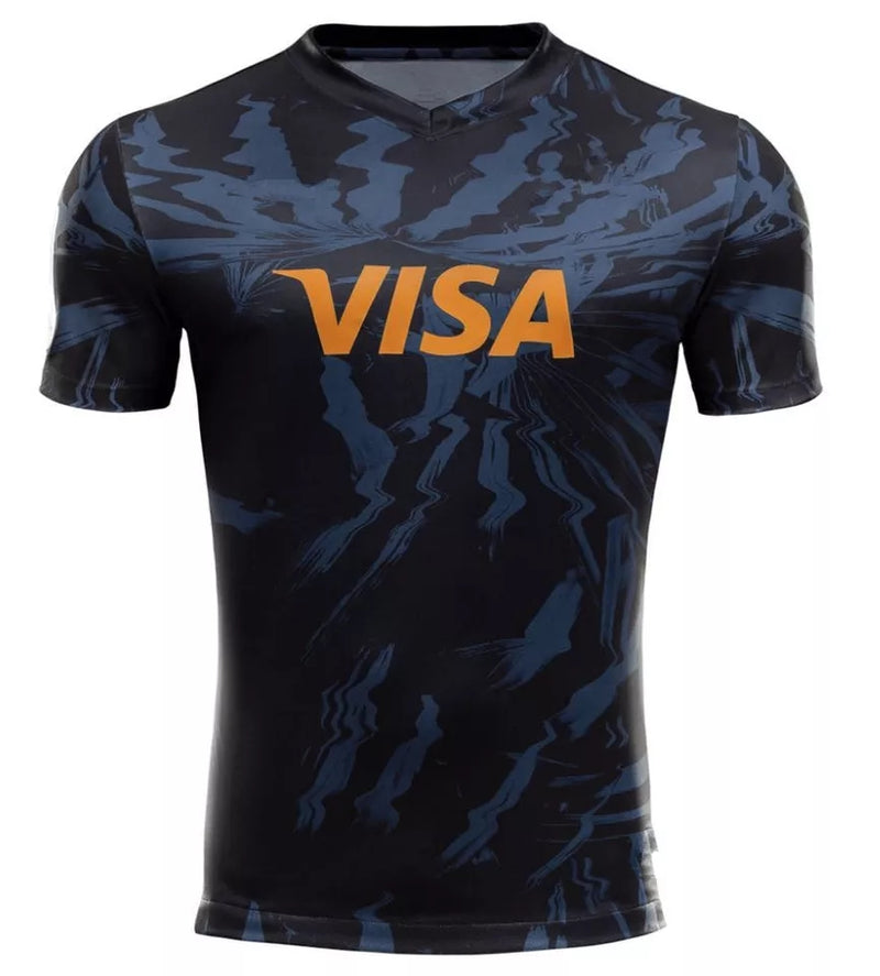 Men Training Rugby Jersey