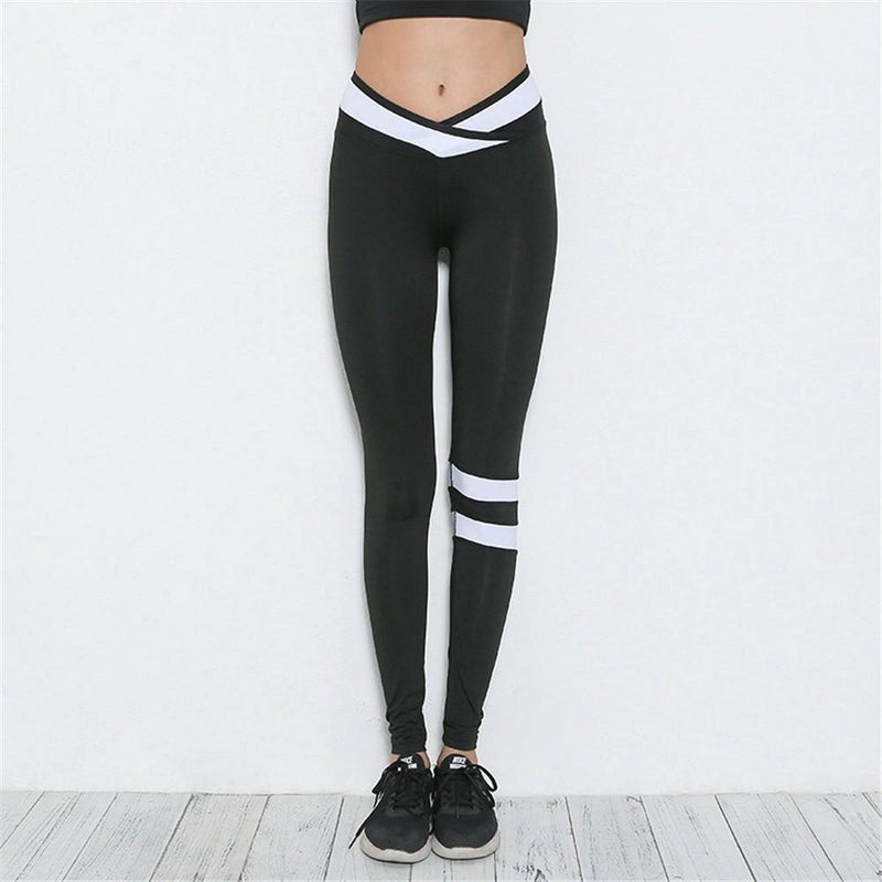 Ladies Bandage Leggings