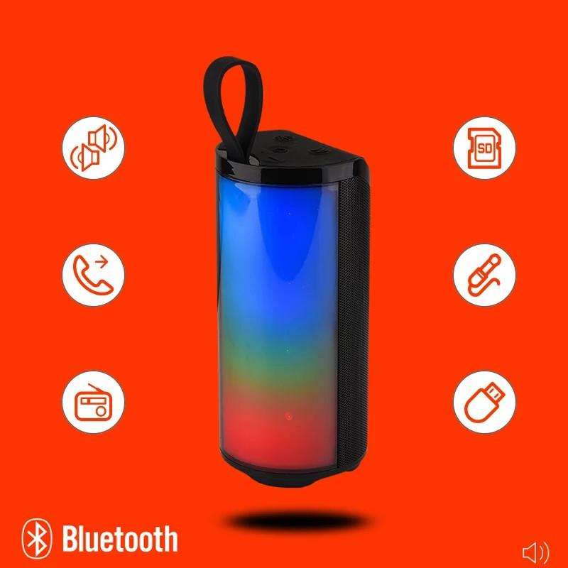 Led Colours Bluetooth Speaker