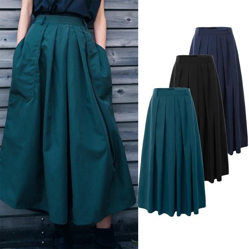 Long Baggy Skirt