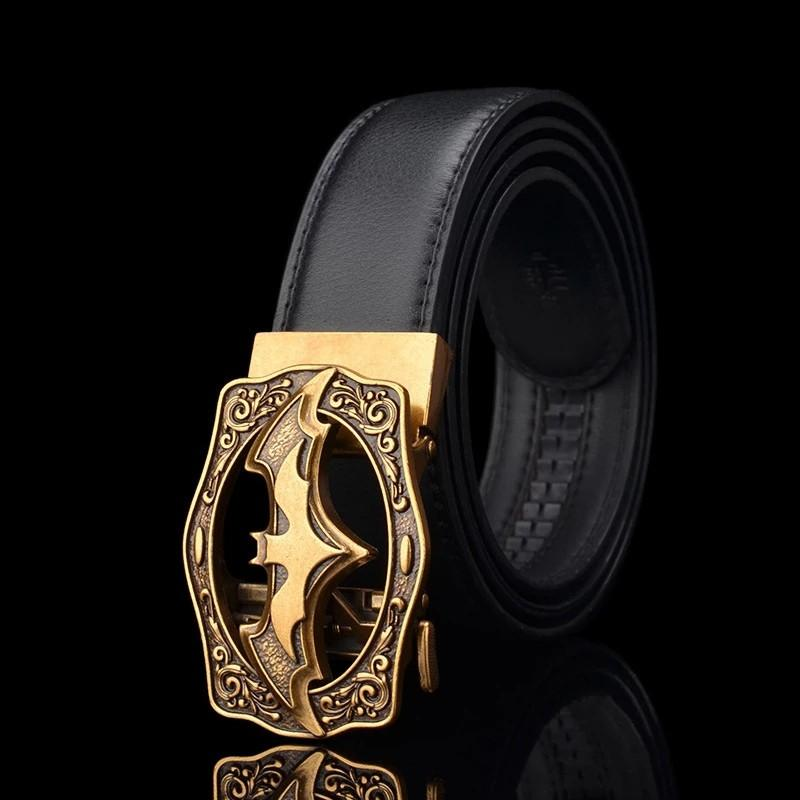 Men Fashion Dark Knight Belt